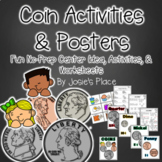 Coin Activities and Posters