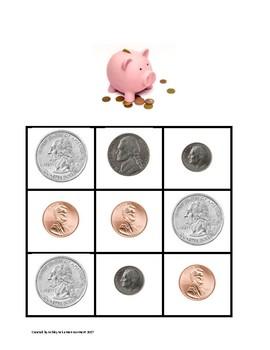 Coin Bingo
