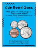 Coin Board Game