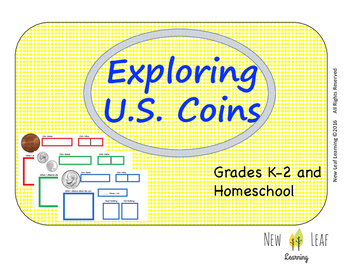 Coin Book - Exploring U.S. Coins