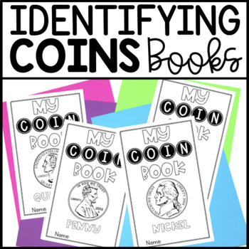 Coin Identification Book Bundle