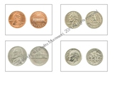 Coin Cards for Sorting Activity (Montessori Inspired)