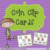 Coin Clip Cards