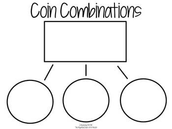 Coin Combinations-Student Activity Pages