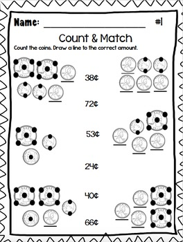 Coin Count Collection