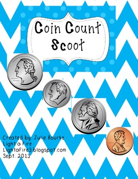 Coin Count Scoot!