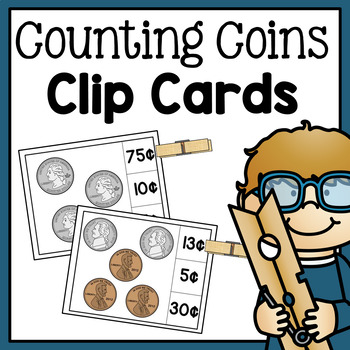 Coin Count and Clip