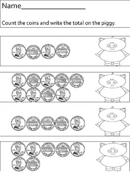 Coin Counting - penny