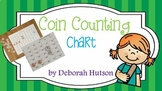 Coin Counting Chart