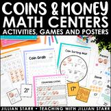 Money Games & Activities   Teaching Coins Math Centers