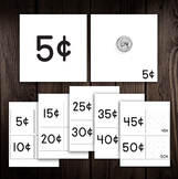 Coin Counting - Counting by 5s