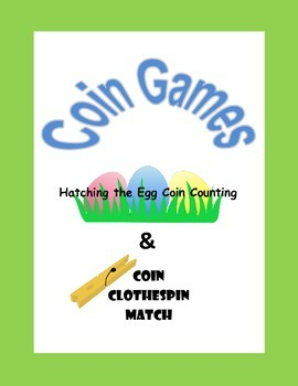 Coin Counting Games