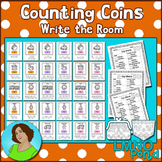 Coin Counting Write the Room