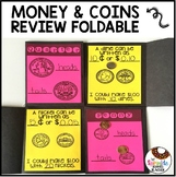 2nd Grade Money and Coins | Foldable
