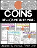 Coin Discounted Bundle- Daily Math Practice