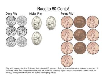 Coin Exchange Game Mat