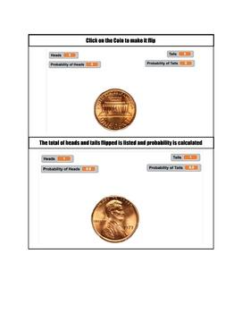 Coin Flip: Experimental Probability