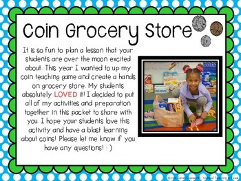 Coin Grocery Store