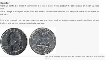 Coin Identification & Diefferentiation ~ Symbols, History, Meanings