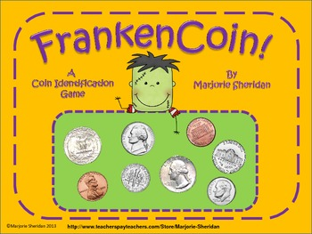 Coin Identification - FrankenCoin!
