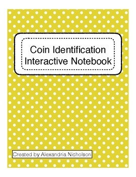 Coin Identification Interactive Notebook