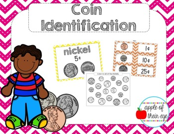 Coin Identification Practice