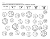 Coin Identification Roll and Color