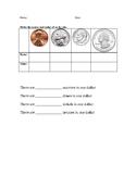 Coin Identification Worksheet