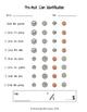 Money Coin Identification Worksheet Packet
