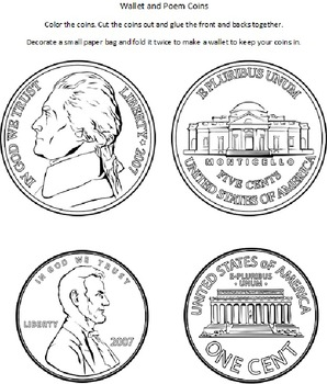 Coin Identification and Amounts (Families)