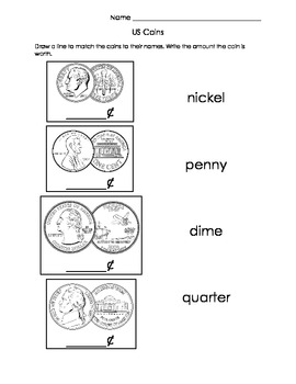 Coin Identification and Value Matching