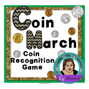 Coin March Coin Recognition Game, 2 Ways to Play In Color
