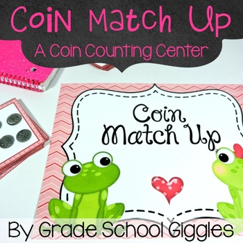 Coin Match Up: A Coin Counting Center