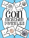 Coin Matching Puzzles