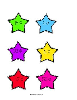 Coin Matching Stars