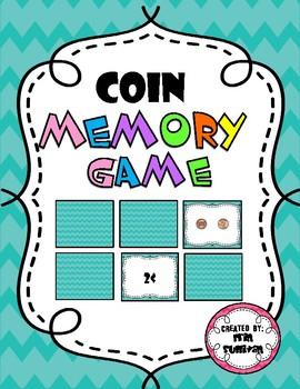 Coin Memory Game