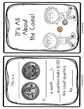 Coin Mini-Book