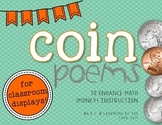 Coin {Money} Poems