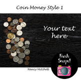 Coin Money Style 1