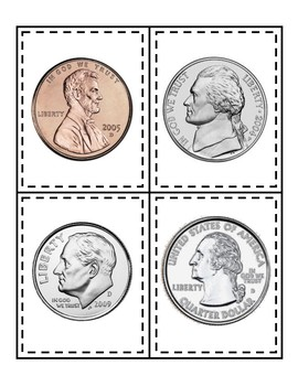 Coin Names and Values Assessment - VAAP