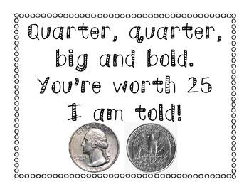 Coin Poems-freebie!