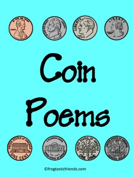 Coin Poems Reader/ Poster