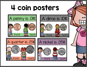 Coin Posters