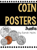 Coin Posters {Freebie}