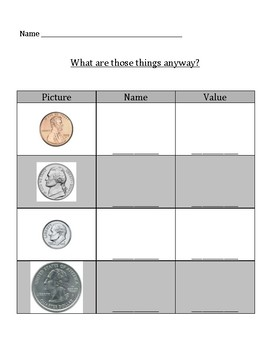Coin Practice