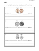 Coins and Money Practice Pages