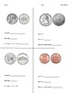 Coin Practice Sheets