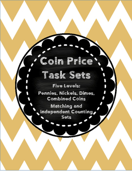 Coin Price Task Sets