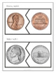 Coin Puzzle File Folders - FREEBIE