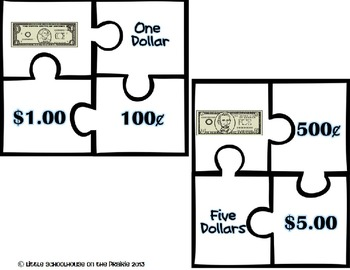 Coin Puzzles - Freebie!